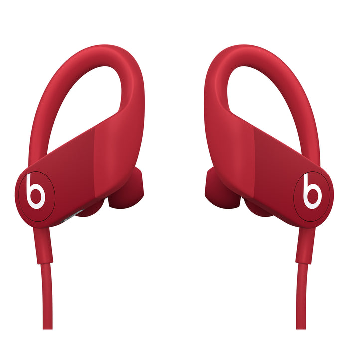 Powerbeats High-Performance Wireless Earphones - Red