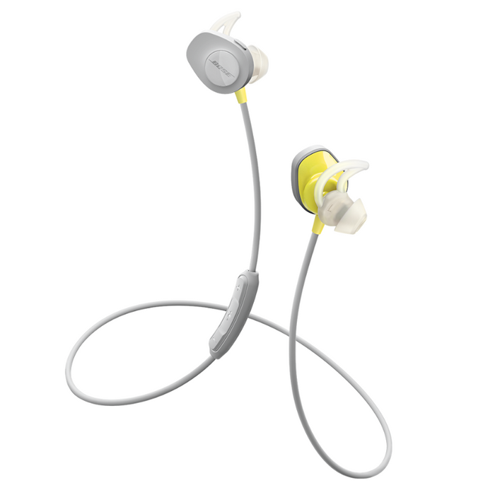 Bose SoundSport Wireless In-Ear Headphones - فضي