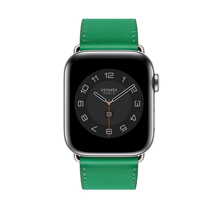 Apple Watch Hermès -  Bambou Swift Leather Single Tour - 44mm