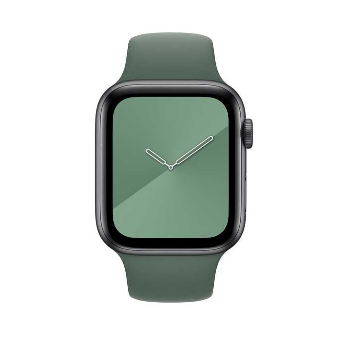 44mm Pine Green Sport Band