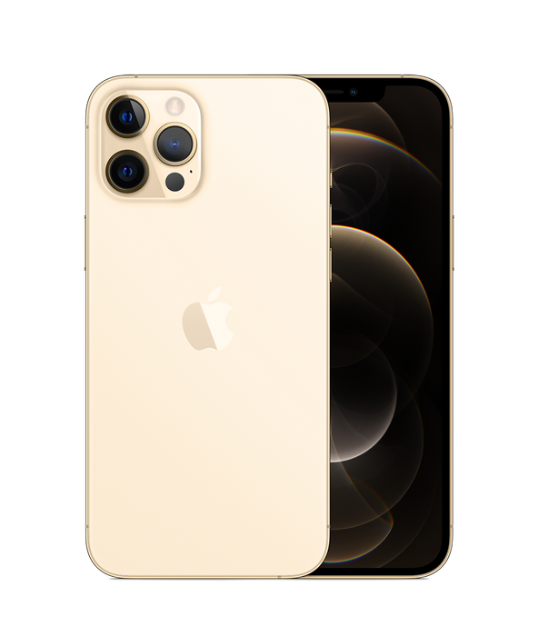 iPhone 12 Pro Max - Gold - 128GB