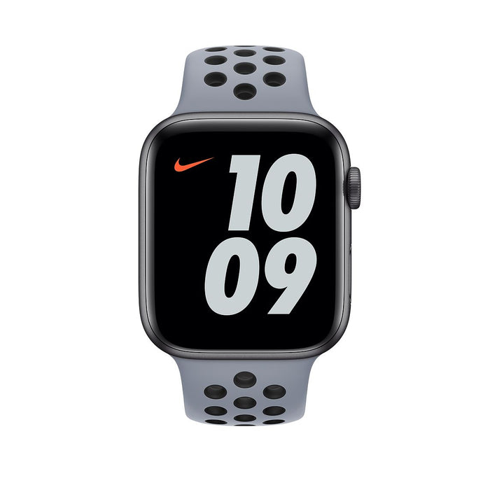44mm Obsidian Mist/Black Nike Sport Band