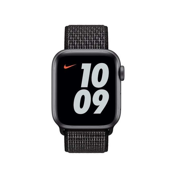 40mm Black Nike Sport Loop