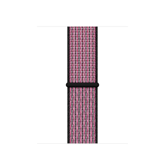 44mm Pink Blast/True Berry Nike Sport Loop