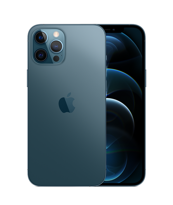iPhone 12 Pro Max - Pacific Blue - 512GB
