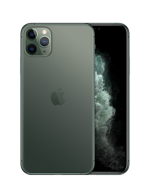 iPhone 11 Pro Max - Midnight Green 256