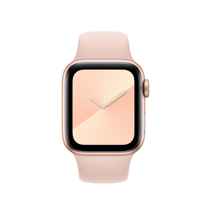 40mm Pink Sand Sport Band