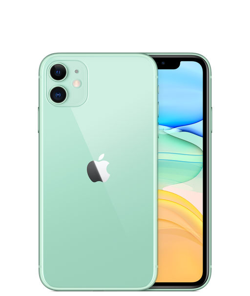 iPhone 11 - Green - 64GB