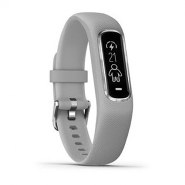 Vivosmart 4 - Silver- Small/Medium
