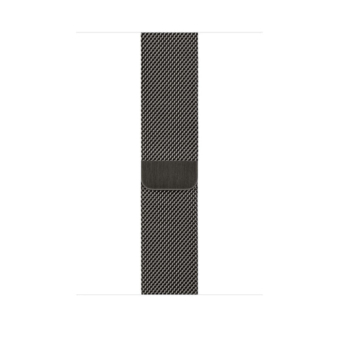 44mm Graphite Milanese Loop