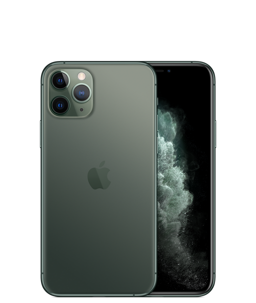 iPhone 11 Pro - Midnight Green 256