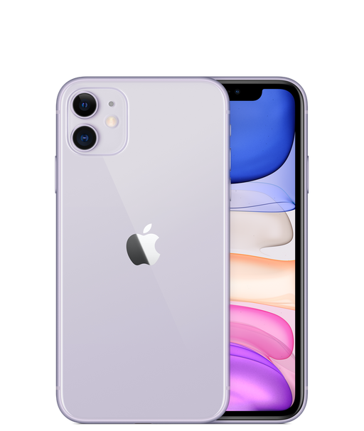 iPhone 11 - Purple - 128GB
