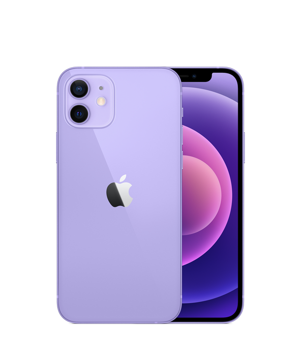 iPhone 12 - Purple - 128GB