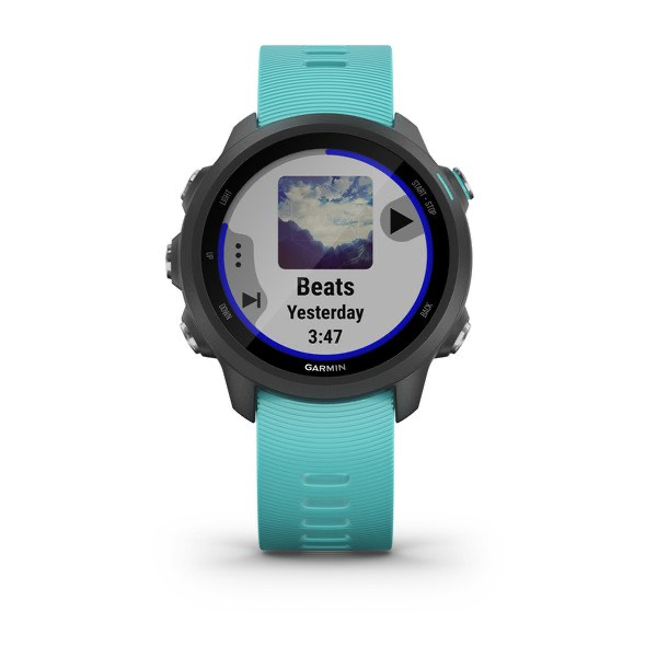 Forerunner 245 Music - Aqua - 42mm