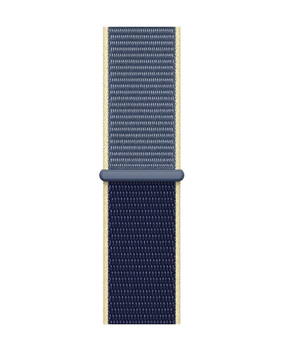 40mm Alaskan Blue Sport Loop