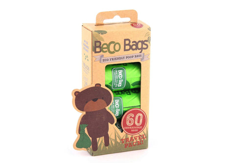 Beco Poop Bags - 60's - Lucky Paws Boutique