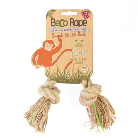 Beco Rope Jungle Double Knot - Lucky Paws Boutique