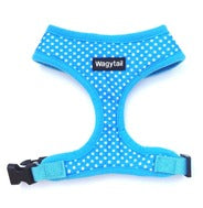 Wagytail Polka Dot Harness - Lucky Paws Boutique