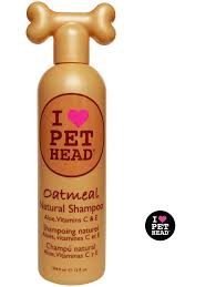 Pet Head Oatmeal Shampoo - Lucky Paws Boutique