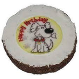 Dog Birthday Cake - Lucky Paws Boutique