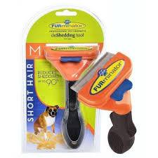 Furminator - Deshedding Tool (Medium) - Lucky Paws Boutique