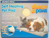 Ancol - Self Heating Mat - Lucky Paws Boutique
