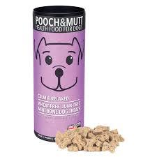 Pooch and Mutt Calm and Relaxed Treats - Lucky Paws Boutique