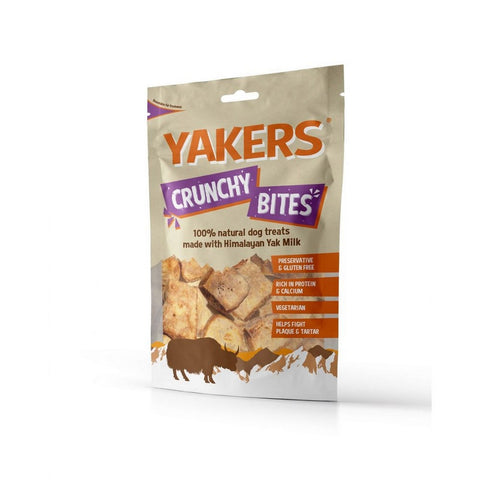 Yakers Crunchy Bites - Lucky Paws Boutique