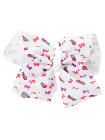 JoJo Siwa Bow - Tropical