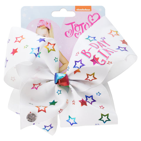 JoJo Siwa Birthday Girl Bow