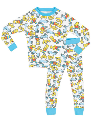 Simpsons Snuggle Fit Pyjamas