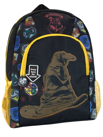 Harry Potter Backpack - Talking Sorting Hat