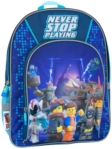 Lego Movie 2 Backpack
