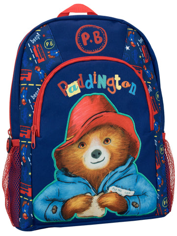 Paddington Bear Backpack