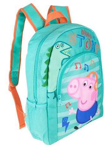 George Pig Backpack - Dinosaur