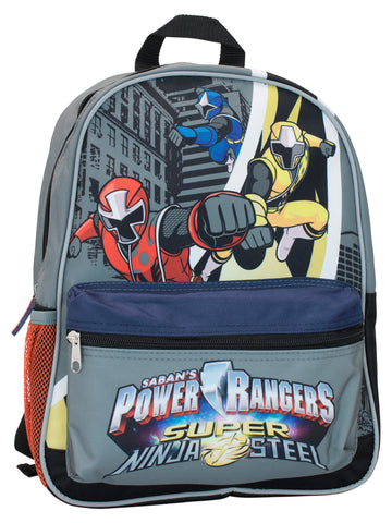 Power Rangers Ninja Steel Backpack