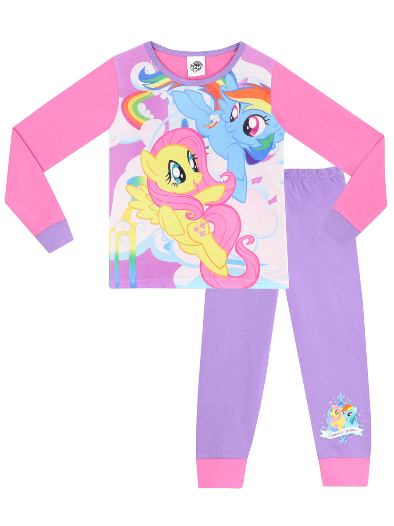 My Little Pony Pyjamas - Rainbow Dash and Fluttershy