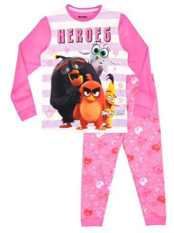 Girls Angry Birds Pyjamas
