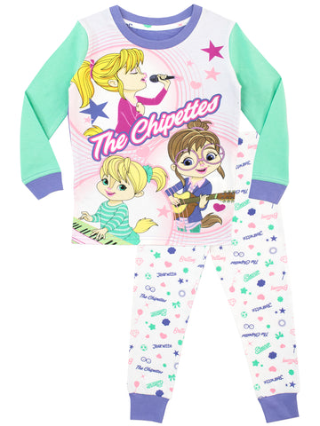The Chipettes Snuggle Fit Pyjamas