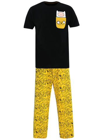 Mens Adventure Time Pyjamas