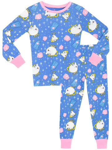 Beauty & the Beast Snuggle Fit Pyjamas