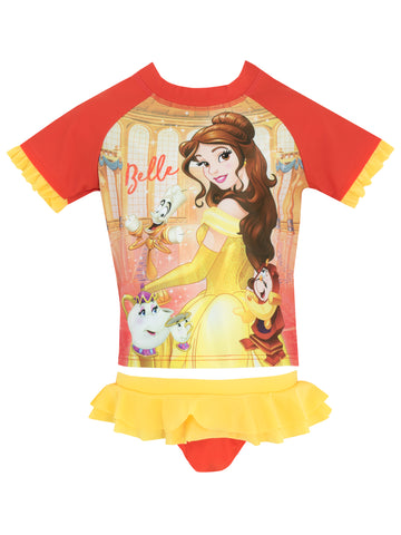 Beauty and the Beast Swim Set
