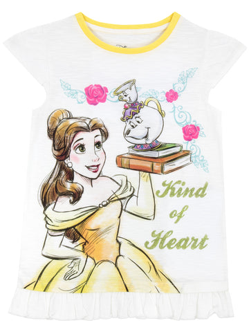 Girls Beauty And The Beast T-Shirt