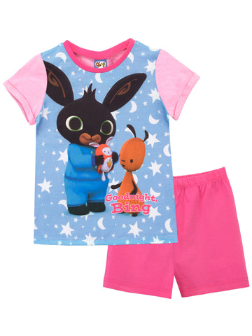 Bing Short Pyjamas - Bing and Flop