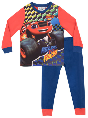 Blaze and the Monster Machines Pyjama Set - Blaze