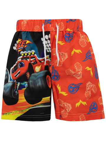 Blaze and the Monster Machines Swim Shorts