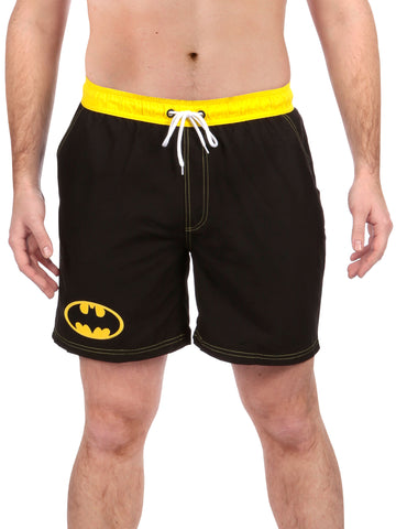 Mens DC Comics Batman Swim Shorts