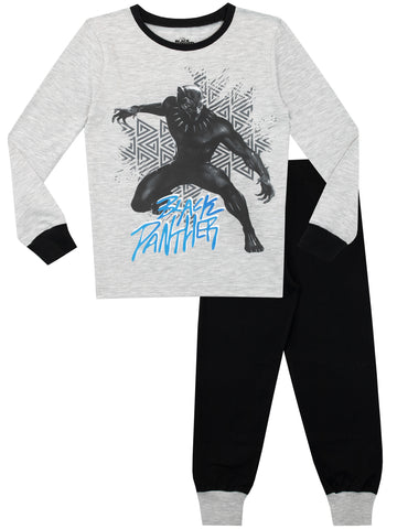 Black Panther Pyjamas - Snuggle Fit