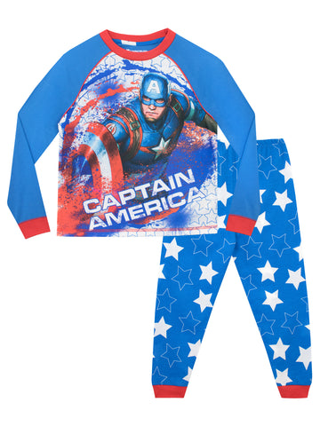 Marvel Captain America Pyjama Set