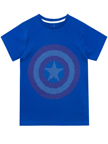 Marvel Captain America Tee